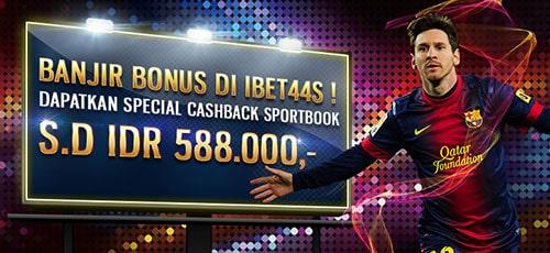 bonus 3 ibet44