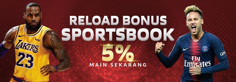 bonus reload sportsbook ibet44